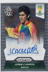 2014 PANINI PRIZM WORLD CUP AUTOGRAPH JORGE CAMPOS MEXICO AUTO FIFA SOCCER
