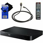 Samsung BD-F5700 Wi-Fi Blu-Ray Player with Remote Control + High-Speed HDMI Cabl