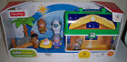 FISHER PRICE LITTLE PEOPLE ON THE GO NATIVITY SET NEW 2013