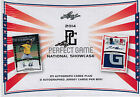 HOBBY BOX OF 2014 LEAF PERFECT GAME SHOWCASE BASEBALL 25 AUTOS!!