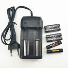 6pcs UltraFire TR 10440 Rechargeable Li-ion Battery cell 3.7V 650mah +US Charger