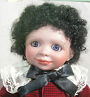 Collectors Doll by Cindy M.McClure,14 inches tall,Victoria Collections1986 Ed.
