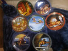 SET OF 7 GARFIELD COLLECTOR PLATES