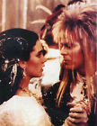 DAVID BOWIE Jareth and Sarah at the Masquerade Ball LABYRINTH 8X10 PHOTO #17