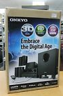 Onkyo HT S3500 51 Channel Home Theater Speaker System w Subwoofer NO RECEIVER