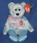 TY EGGS II the BEAR BEANIE BABY - MINT with MINT TAG
