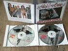 MOTLEY CRUE she goes down WORLD TOUR 1989+LIVE IN LONDON WEMBLEY ARENA 1989 2CD