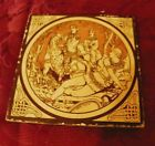 Minton Antique Arts and Crafts Tile by John Moyr Smith - English -