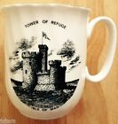 TOWER OF REFUGE ISLE OF MAN COFFEE TEA CUP, GLADSTONE POTTERY, STOKE, ENGLAND