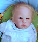 CUSTOM PORTRAIT OOAK BEAUTIFUL REBORN SILICONE MIX BABY by LAURA TUZIO ROSS