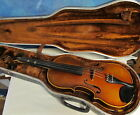 Vtg 1978 SEIDEL Violin VA10E VA10 E Stradivarius Copy West Germany w/Case J21