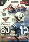 2014 Panini ABSOLUTE Football NFL TradingCards 8ct Retail BLASTER Box = 80 Cards