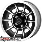 15x85 AMERICAN RACING VECTOR WHEEL GENERAL LEE STYLE CHRYSLER DODGE PLYM
