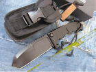 New RAO STYLE 6MM Blade Axis--Lock Big Large Folding Hunting Knife ER01