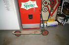 Antique Metal Scooter Community Playthings Rifton NY Radio Flyer Vintage Toy