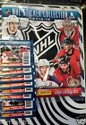 NHL 2014-15 HOCKEY STICKER ALBUM with 56 STICKERS LOT Sealed Authentic Panini