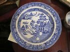 Antique Blue Willow Plate (Pearlware)