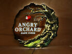 Angry Orchard L.E.D Sign - New - Beautiful Super Thin LED USA - 22