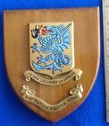 Vietnam Era 81st Tactical Fighter Wing Plaque - Wooden Patch - RAF Squadrons