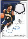 PAUL GEORGE 2013-14 PANINI NATIONAL.TREASURES AUTO AUTOGRAPH JERSEY PACERS #