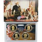 2008 S Presidential Dollar 1 Proof 4 Coin Set United States Mint