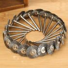 20Pcs Stainless steel Wire Wheels Brushes For Die Grinder Dremael Rotary Tools