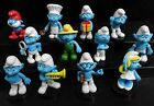 "lot of 12 The Smurfs FIGURE SET LOOSE 2"" #LK9"
