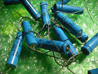 15 Cornell Dubilier axial electrolytic capacitors 25v 250uf  nos