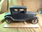 Antique Metal Tin Toy Car All Original *Free S&H USA* Maker Unknown