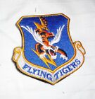 USAF PATCH, 23RD FIGHTER SQUADRON, WITH VELCRO
