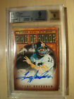 Terry Bradshaw Topps Ring of Honor Autograph #RH-TB BGS 9 Mint Super Bowl XIII