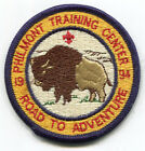 BSA Camp Philmont Scout Ranch 1994 Training Center Road to Adventure scout patch