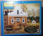NEW Charles Wysocki Americana Series 1000 Piece Puzzle - Roll Call With A Bang