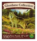 Giordano Collection - Wildlife Wonders - 550 Pc Puzzle by Karmin