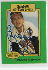 Brooks Robinson Baseball Cards: Rookie Cards Checklist and Autograph Buying Guide 17