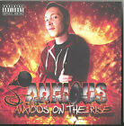 Anxious - Anxious On The Rise CD *used* (CO Hip Hop)