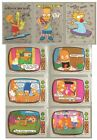 SIMPSONS w STICKERS - Topps - 1990 - CARD SET