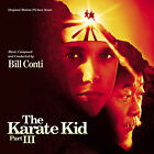 THE KARATE KID  3 CD  *SOLD OUT* LIMITED 1000 ONLY  SCORE OST CONTI  SOUNDTRACK