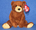 TY BIXBY the BEAR BEANIE BABY - MINT with MINT TAGS