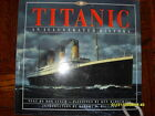 TITANIC ILLUSTRATED HISTORY DON LYNCH KEN MARSCHALL WHITE STAR LINE MARITIME