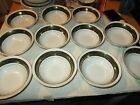 10 Simpsons (Potters) LTD England Chinastyle LYTTON Pattern Cereal Bowls