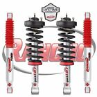 Rancho Quick Lift Front Leveling Struts & Rear Shocks 05-2014 Toyota Tacoma 4WD