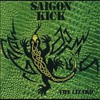 Saigon Kick - The Lizard  (CD, Jan-1992, Third Stone)  METAL RULES