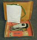 Vintage Wahl Home Clipper Set Barber Kit SC Single Cut with Accessories