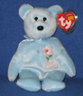 TY BRITISH COLUMBIA PACIFIC DOGWOOD BEANIE BABY - CANADIAN EXCLUSIVE - MINT TAG
