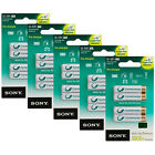 NEW Genuine SONY Cycle Energy NiMH Rechargeable Battery AAA 800 mAh x 20 Pack
