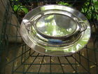 VINTAGE AMERICAN BEAUTY BY BENEDICT SLVER TRAY W/LID