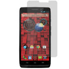 6X Clear LCD Screen Protector Cover for New Verizon Motorola Droid Ultra