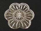 Waterford Crystal Lismore 3 Part Divided Dish Shamrock Clover Heart