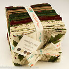 Moda FABRIC FQ Bundle ~ WINTER'S SONG ~ by Holly Taylor  30 - 18